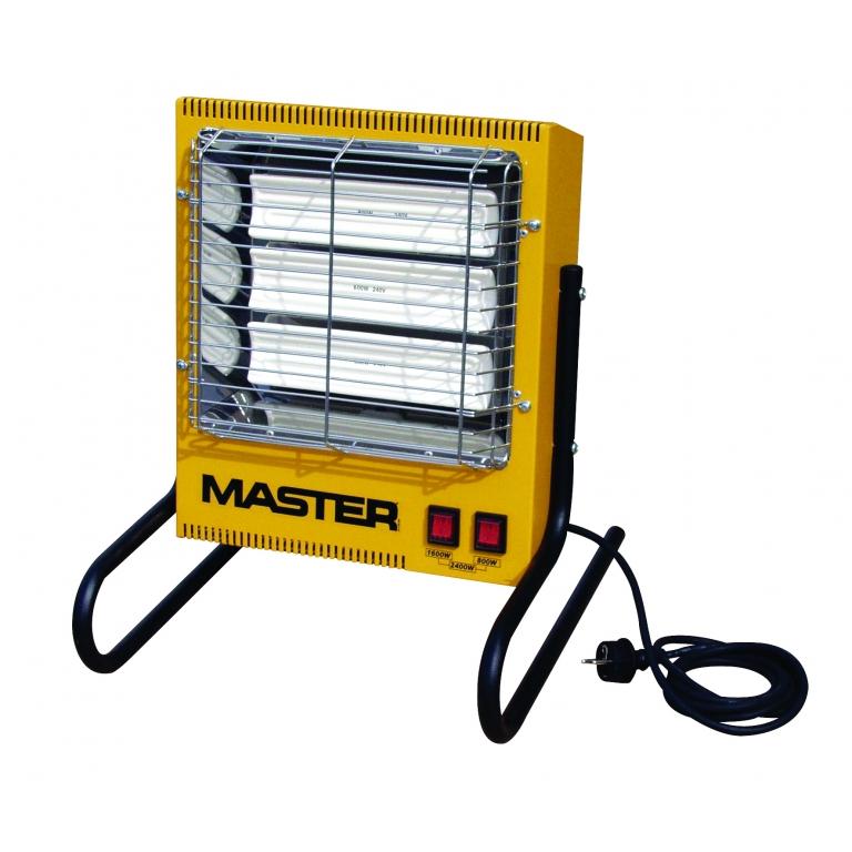 Elektryczny promiennik podczerwieni Master TS 3A 2,4kW cena