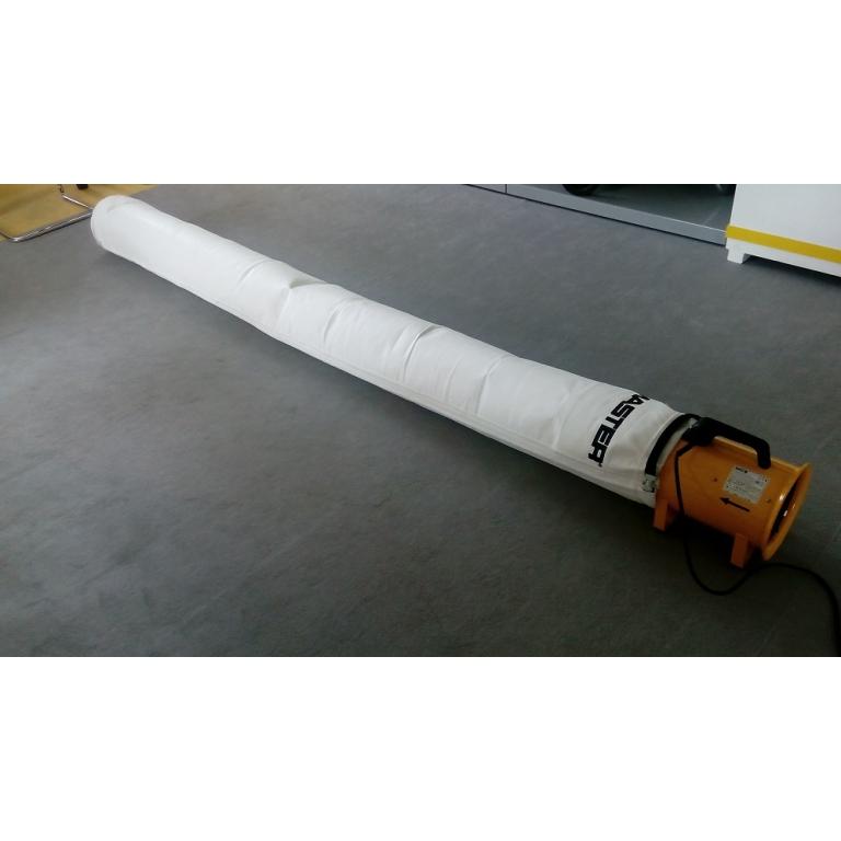 Worek na kurz do wentylatora Master BLM 4800 i BL 4800 o długosci 3m
