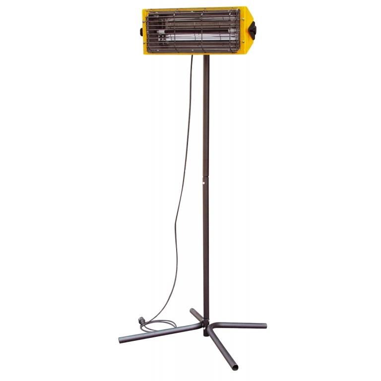 Elektryczny promiennik podczerwieni Master Hall 1500 1,5kW cena