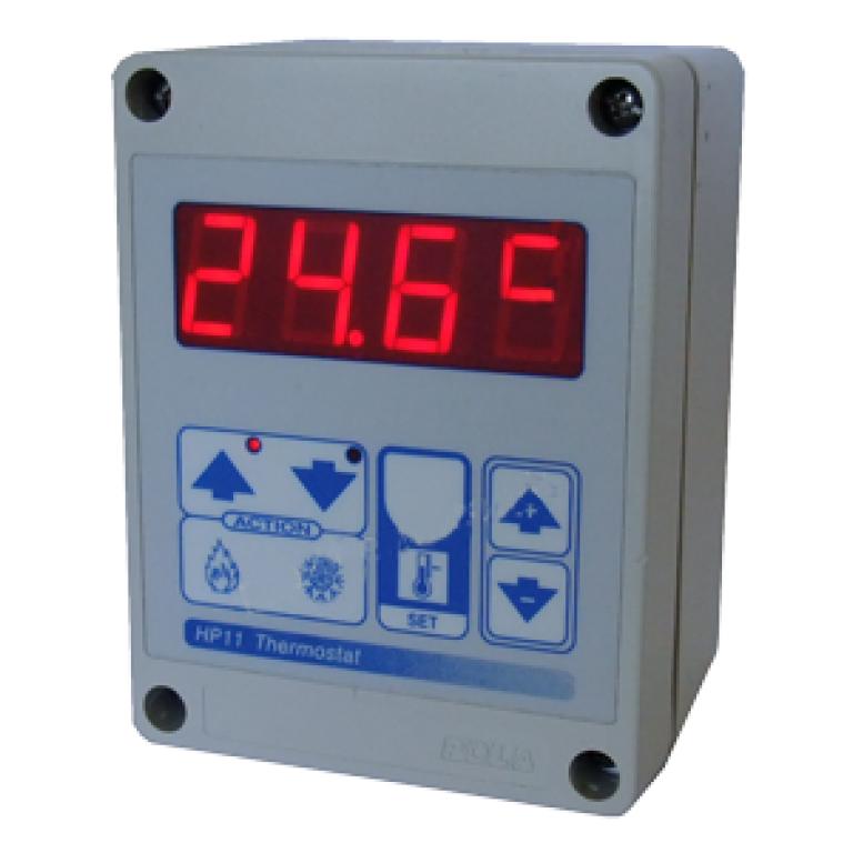 THD 5m - termostat pomieszczeniowy elektroniczny z 5m przewodem
