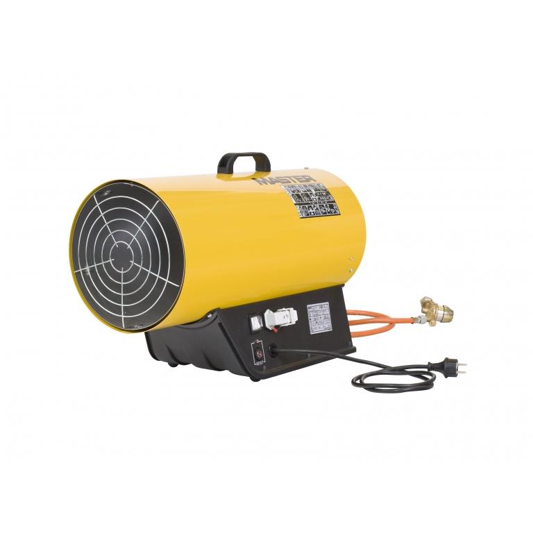 Master BLP 53 ET 53kW - nagrzewnica gazowa