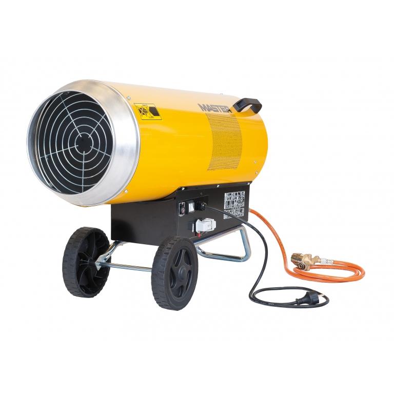 Nagrzewnica gazowa Master BLP 103 ET 103kW z termostatem cena