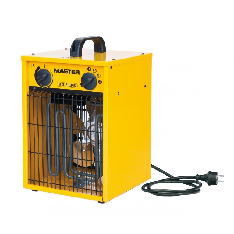 Nagrzewnica powietrza elektryczna Master B 3 EPB 3,3kW 230V cena