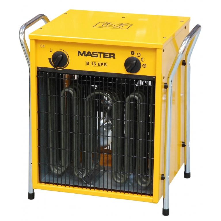 Nagrzewnica powietrza elektryczna Master B 15 EPB 15kW 400V cena