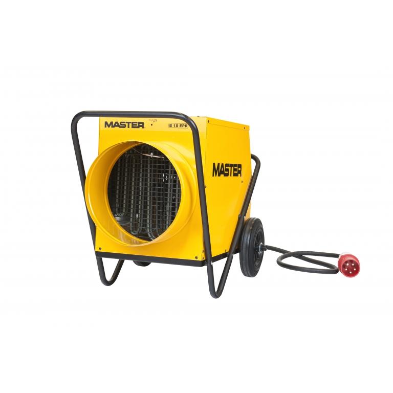 Nagrzewnica powietrza elektryczna Master B 18 EPB 18kW 400V cena