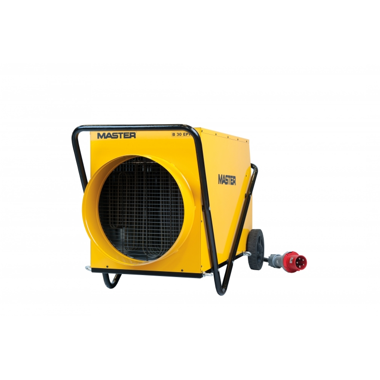 Nagrzewnica powietrza elektryczna Master B 30 EPB 30kW 400V cena